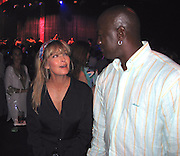 **EXCLUSIVE**.Bo Derek & Michael Jordan.Silly 70's Party with performances by Aerosmith, Earth Wind, Fire & Village People & Stevie Wonder.Opening of Cain at The Cove Hotel.Grand Ballroom.Atlantis Hotel.Paradise Island, Bahamas.Saturday, May 12, 2007 .Photo By Celebrityvibe.To license this image please call (212) 410 5354; or.Email: celebrityvibe@gmail.com ;.