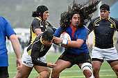 20150926 U18 Rugby - Wellington U18 v Wellington Samoan Schools U18