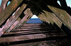 UK ENGLAND CUMBRIA WORKINGTON NOV99 - View on coastline at Workington, north Cumbria.. . jre/Photo by Jiri Rezac. . © Jiri Rezac 1999. . Tel:   +44 (0) 7050 110 417. Email: info@jirirezac.com. Web:   www.jirirezac.com