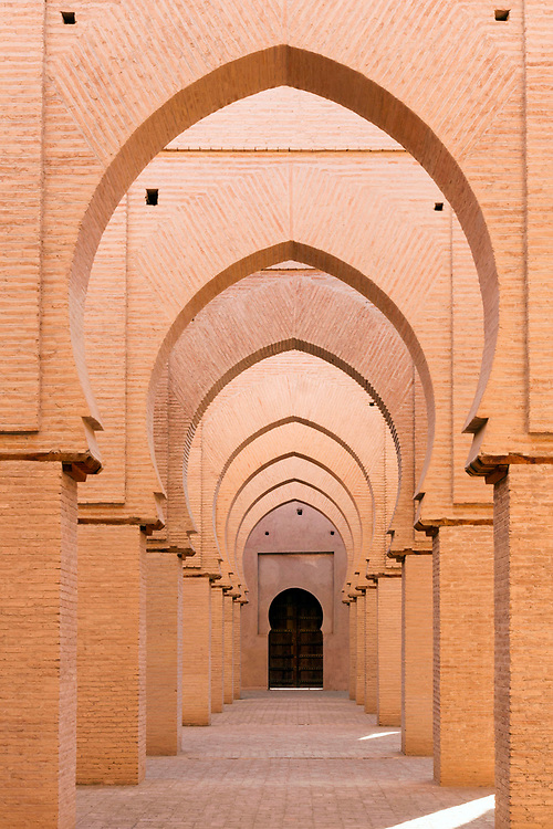 TIN MAL, MOROCCO - 29th April 2014 - Tin Mal Mosque, High Atlas Mountains, Southern Morocco.