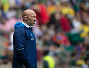 Twickenham, Surrey United Kingdom. USA, Sevens, Coaching staff,  Phil GREENING, at the<br /> &quot;2017 HSBC London Rugby Sevens&quot;,  Saturday 20/05/2017 RFU. Twickenham Stadium, England    <br /> <br /> [Mandatory Credit Peter SPURRIER/Intersport Images]