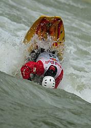 AUT, ECA Kayak Freestyle European Championships im Bild Domenjó i Cadafau Jordi, ESP, Canadien Men, #51, EXPA Pictures © 2010, PhotoCredit: EXPA/ J. Feichter / SPORTIDA PHOTO AGENCY