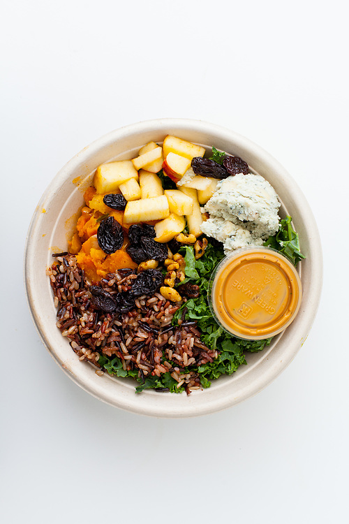 Winter Squash + Blue Cheese Warm Bowl from sweetgreen ($11.05)