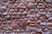 Backsteinwand, Ausstellungshalle Kunstakademie innen, Brühlsche Terrasse, Dresden, Sachsen, Deutschland | brick stone wall, exhibition hall of academy of arts, Dresden, Saxony, Germany,