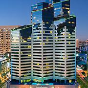 C.W. Kim Architect - Emerald Plaza, San Diego California