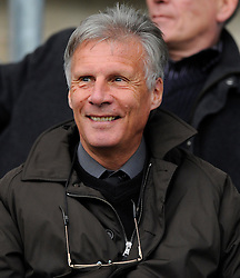 Former Bristol City and Bristol rovers Manager, John Ward  - Photo mandatory by-line: Joe Meredith/JMP - Mobile: 07966 386802 - 18/10/2014 - SPORT - Football - Coventry - Ricoh Arena - Bristol City v Coventry City - Sky Bet League One