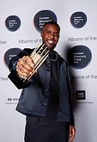 Novelist arrival board with shortlist award