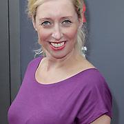 NLD/Amsterdam/20120617 - Premiere Het Geheugen van Water, zwangere Plien van Bennekom
