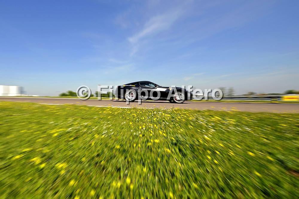 &copy; Ferrari / LaPresse / Filippo Alfero<br /> Fiorano (MO), 03/05/2008<br /> motori<br /> Corso Pilota Evoluzione
