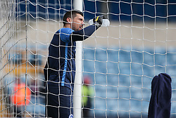 Matthew Ryan of Brighton and Hove Albion during the warm up - Mandatory by-line: Arron Gent/JMP - 17/03/2019 - FOOTBALL - The Den - London, England - Millwall v Brighton and Hove Albion - Emirates FA Cup Quarter Final