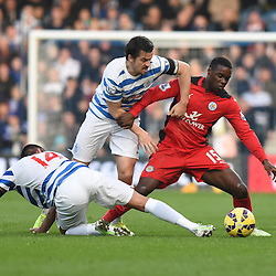 Queens Park Rangers v Leicester City | Premier League | 29 November 2014