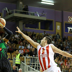 20171008: SLO, Basketball - ABA League 2017/18, KK Petrol Olimpija vs KK Crvena Zvezda