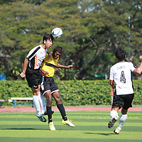 2016 National A Div Football: VJC vs SAJC