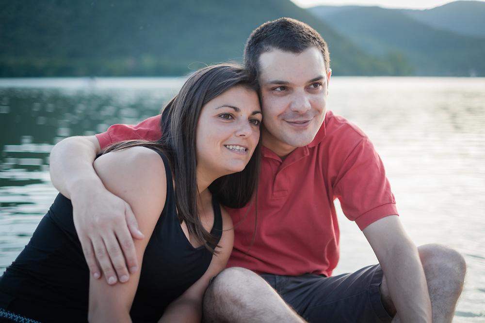 Piediluco (TR) - 28 Agosto 2017<br /> Nicole e Riccardo