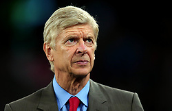 Arsenal manager Arsene Wenger - Mandatory by-line: Robbie Stephenson/JMP - 23/11/2017 - FOOTBALL - RheinEnergieSTADION - Cologne,  - Cologne v Arsenal - UEFA Europa League Group H