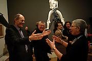 SIR RICHARD CORK; KEN COOK ANN CHRISTOPHER, Wild Thing: Epstein, Gaudier-Brzeska, Gill. Royal Academy. Piccadilly. London. 20 October 2009.