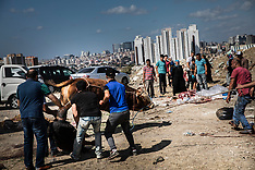 Livestock market on the first day of Eid Al-Adha in Istanbul - 21 Aug 2018