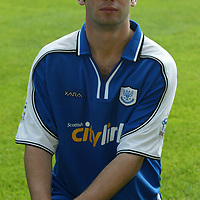 St Johnstone photocall season 2002-2003<br />