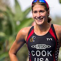 Catania (ITA), 25/10/15  - Summer Cook (USA) at 2015 Catania ETU Triathlon European Cup and Mediterranean Championships, . (Ph. Riccardo Giardina)