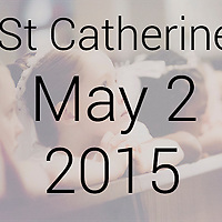 St Catherine First Comm May 2, 2015