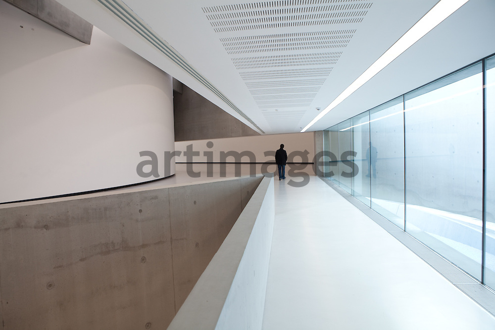 MAXXI museum opening - Zaha Hadid architectural preview - Rome