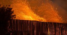 Napier - 3rd alarm Warehouse Fire