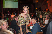 POPPY DELEVIGNE, The Secret Winter Gala in aid of Save the Children and sponsored by Bulgari. Guildhall. London. 26 November 2013