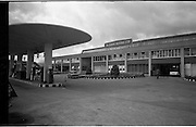 07/09/1962<br /> 09/07/1962<br /> 07 September 1962<br /> Exterior of McCairns Motors Ltd., Santry, Dublin