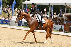 WERTH Isabell, Warum Nicht FRH<br /> München Riem Pferd International - 2011<br /> (c) www.sportfotos-Lafrentz. de/Stefan Lafrentz