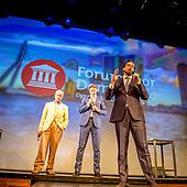 Baudet, Hiddema en Eerdmans bijeen in Rotterdam