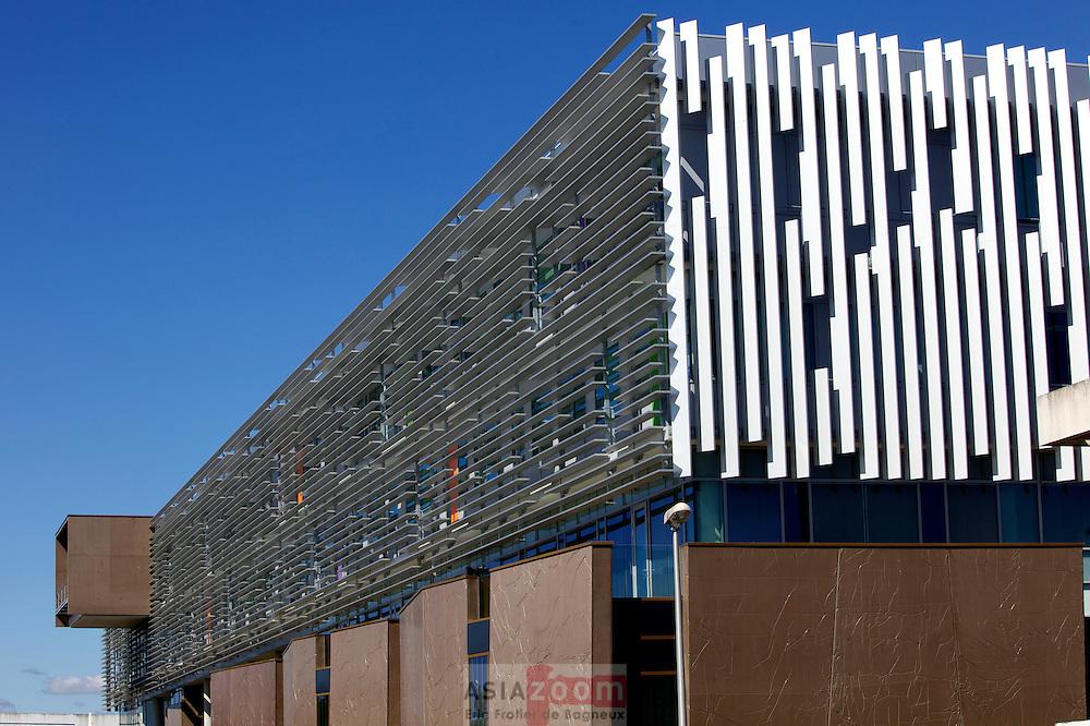 Faculté DSEG, université de Bretagne Sud, Campus de Thohanic, Vannes