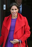 Meghan Markle Confirms 6-months Pregnant