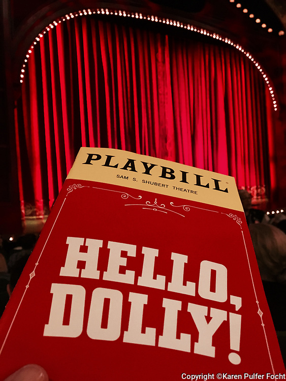 Shot Sunday July 30, 2017- 2017 Tony winner Bette Midler confirms she will make her final performance in Hello, Dolly! at the Shubert Theatre on January 14, 2018.