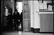 Giorgio Napolitano al seggio elettorale per il voto sul referendum di riforma costituzionale, Roma 04 Dicembre 2016. Christian Mantuano / OneShot