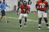 Ole Miss running back Mark Dodson (7) spring practice in Oxford, Miss. on Wednesday, March 5, 2014.  (AP Photo/Oxford Eagle, Bruce Newman)