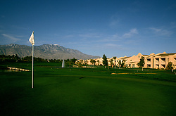 Sports: Golf: CA desert, Westin Mission Hills Resort  & Spa; Rancho Mirage; California; Palm Springs desert area.Photo Copyright: Lee Foster, lee@fostertravel.com, www.fostertravel.com,  (510) 549-2202.Image sports214
