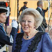 NLD/Dordrecht/20150414 - Leden van de Koninklijke Familie bezoeken het Koningsdagconcert 2015, Pr. Beatrix