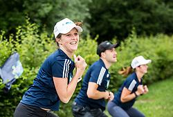 Simona Markovic, Poletni tek, Priprave na Ljubljanski maraton 2018, on June 23, 2018 in Ljubljana, Slovenia. Photo by Vid Ponikvar / Sportida