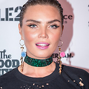 NLD/Rotterdam/20161102 - MTV Music Week Official Opening Party 2016, Kim Feenstra
