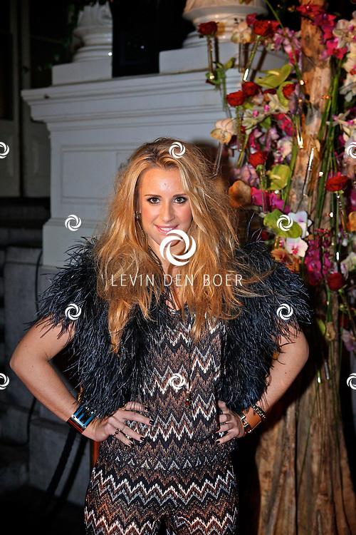 AMSTERDAM - In het Amstel Hotel zijn de Beau Monde Awards 2011 weer uitgereikt.  Met op de foto Chantal Bles. FOTO LEVIN DEN BOER - PERSFOTO.NU