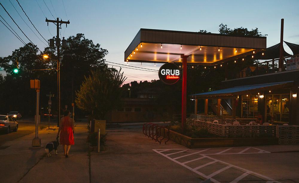 Grub Durham, 1200 W Chapel Hill St, Durham, NC, July 7, 2017. Photo by D.L. Anderson