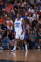 25 June 2011: Michael Shawn (Illinois recruit) at the 2011 IBCA (Illinois Basketball Coaches Association) boys all star games.