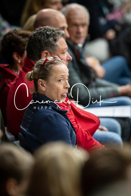 Werth Isabell, GER<br /> LONGINES FEI World Cup™ Finals Gothenburg 2019<br /> © Dirk Caremans<br /> 05/04/2019