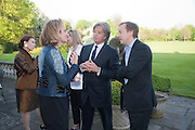 CAROLINE MICHEL; RICHARD CARING; GEORDIE GREIG, Reception to launch American Ballet Theatre&Otilde;s  International Council in support of cross-cultural educational exchange and international touring.<br /> An educational exchange program between<br /> American Ballet Theatre and The Royal Ballet. Hosted by AMBASSADOR LOUIS B. SUSMAN, MRS. MARJORIE SUSMAN. Winfield House. Regents Park. London. 27 April 2010 *** Local Caption *** -DO NOT ARCHIVE-&copy; Copyright Photograph by Dafydd Jones. 248 Clapham Rd. London SW9 0PZ. Tel 0207 820 0771. www.dafjones.com.<br /> CAROLINE MICHEL; RICHARD CARING; GEORDIE GREIG, Reception to launch American Ballet Theatre&rsquo;s  International Council in support of cross-cultural educational exchange and international touring.<br /> An educational exchange program between<br /> American Ballet Theatre and The Royal Ballet. Hosted by AMBASSADOR LOUIS B. SUSMAN, MRS. MARJORIE SUSMAN. Winfield House. Regents Park. London. 27 April 2010