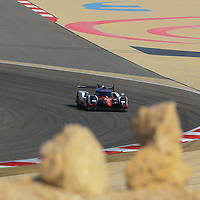 #8, Toyota Gazoo Racing, Toyota TS050 Hybrid, driven by: Sebastien Buemi, Anthony Davidson, Kazuki Nakajima, WEC BAPCO 6 Hours of Bahrain, 17/11/2017,