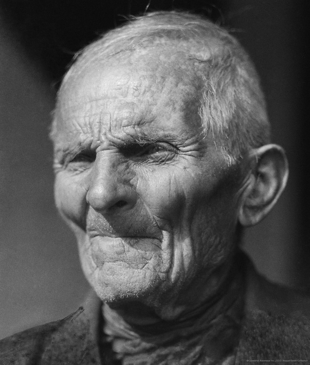 Elderly Bavarian Man, 1921