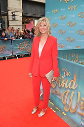 Glynis Barber arriving at The opening night of Wind in The Willows at the London Palladium, Argyll Street, London England. 29 June 2017.<br /> Photo by Dominic O'Neill/SilverHub 0203 174 1069 sales@silverhubmedia.com