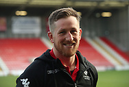 Josh McCrone of Toronto Wolfpack during the Betfred Championship match at Leigh Sports Village, Leigh<br /> Picture by Stephen Gaunt/Focus Images Ltd +447904 833202<br /> 04/02/2018