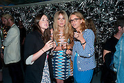 CHARLOTTE VICKERS; DIANA VICKERS; ANNECKA GRIFFITHS, Mark Jacobs' Bang' fragrance preview. Harvey Nicholls. London. 22 July 2010. -DO NOT ARCHIVE-© Copyright Photograph by Dafydd Jones. 248 Clapham Rd. London SW9 0PZ. Tel 0207 820 0771. www.dafjones.com.