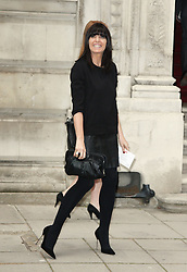 Image &copy;Licensed to i-Images Picture Agency. 30/06/2014. London, United Kingdom. CLAUDIA WINKLEMAN<br /> attends a reception for the Best of Britain's Creative Industries at The Foreign Office. Picture by  i-Images